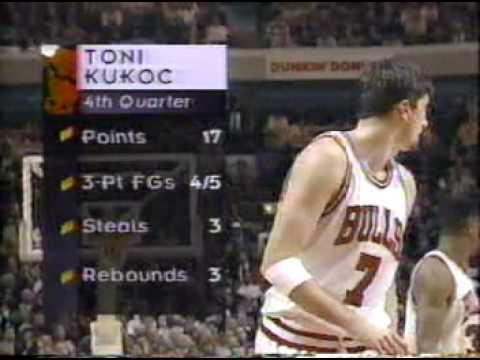 Lakers vs Bulls Season 96-97 part 11