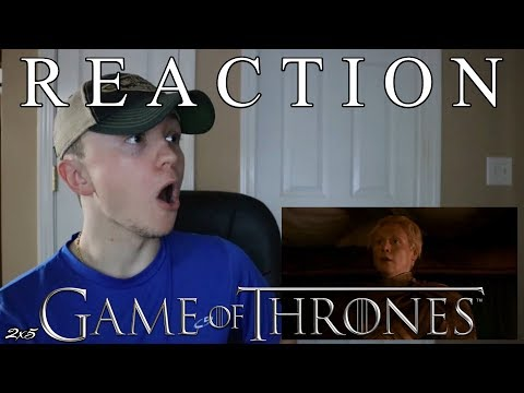 Game of Thrones S2E5 'The Ghost of Harrenhal' REACTION