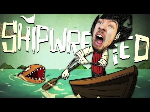 Don't Starve Shipwrecked by jacksepticeye
