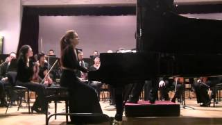Chopin Piano Conc.No1 e-moll part I