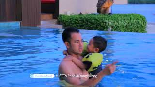 Video JANJI SUCI - Seru !! Papa dan Rafathar Berenang, Mama Giginya Masak (31/3/18) Part 2 download MP3, 3GP, MP4, WEBM, AVI, FLV April 2018