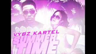 DJ RUFFRYDERS   VYBZ KARTEL  SUMMERTIME   REMIX  2013