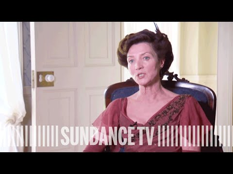 REBELLION | Cast Interview: Michelle Fairley | SundanceTV