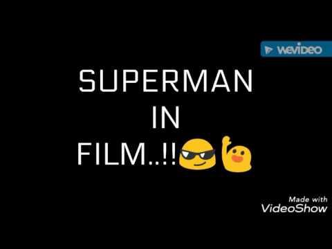 SUPERMAN in film😎 vs in REALITY....😂