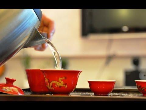 Зеленый чай для мозгов.Полезные свойства.
