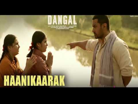 Haanikaarak Bapu  -  Dangal | Aami r Khan full audio song