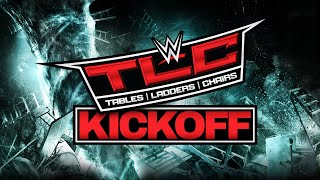 WWE TLC Kickoff: Dec. 20, 2020