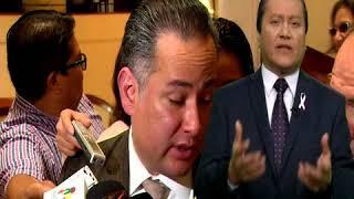'Sin estado de derecho no hay prosperidad' en opinión de Martín Espinosa