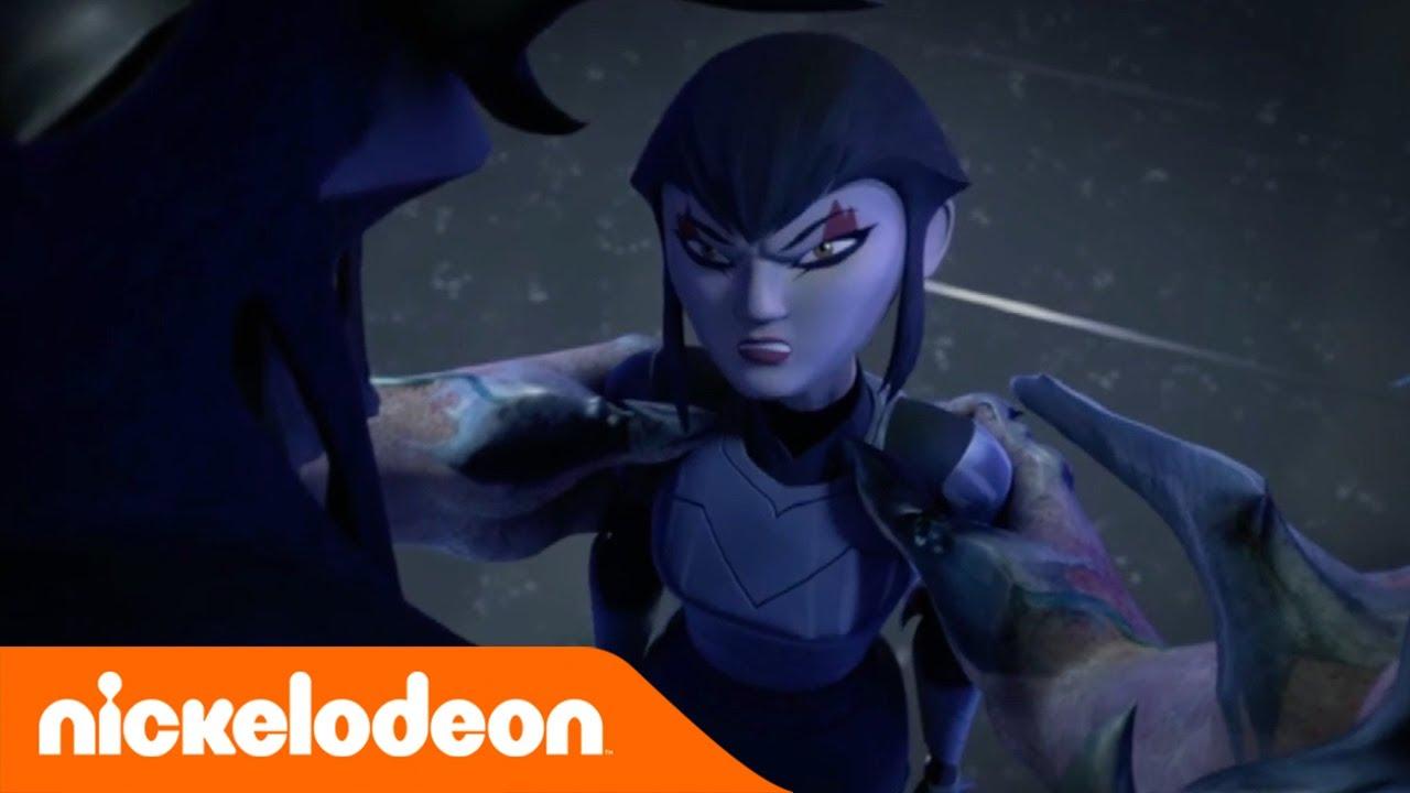 Tartarughe Ninja Karai Vs Super Shredder Nickelodeon Italia