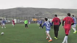 Aşağı Ayva Gençlik-Sofuoğlu Gençlik 2.Devre (3-1) 2016 2…