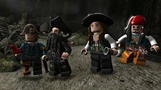 Пираты Карибского моря LEGO (2 часть)