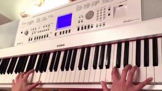Gecenin Kraliçesi - Sessizce Ağladım Piano Cover