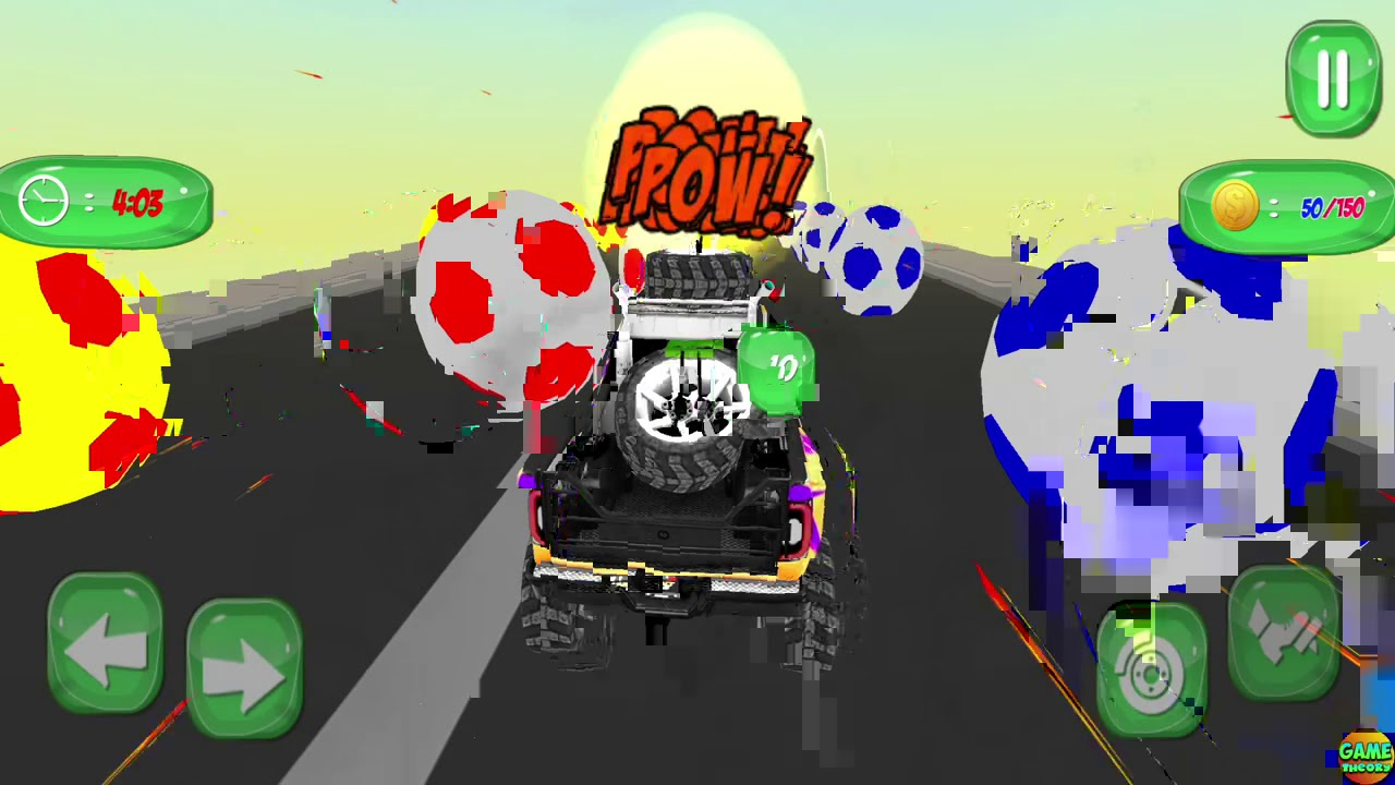 Superhero Jeep Offroad Racing: Superkids Drive 3D Gameplay Android FHD