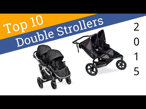 10 Best Double Strollers 2015
