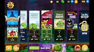 Angry birds classic (download link in the description)