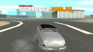 MOD Hudson Hornet 1952 GTA San Andreas