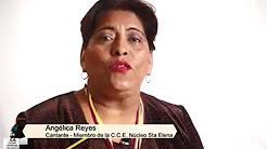 Micro Documental de Angélica Reyes, La Dama del Pasillo, CCE Santa Elena