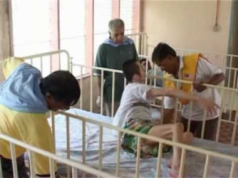 Sai Service At Home For Severely Handicapped Children