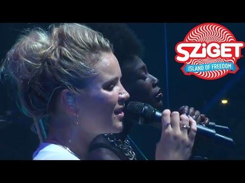 Clean Bandit Live - Extraordinary @ Sziget 2014