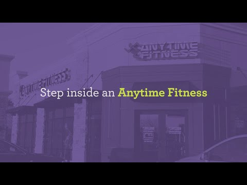 Anytime Fitness Gym: Step Inside