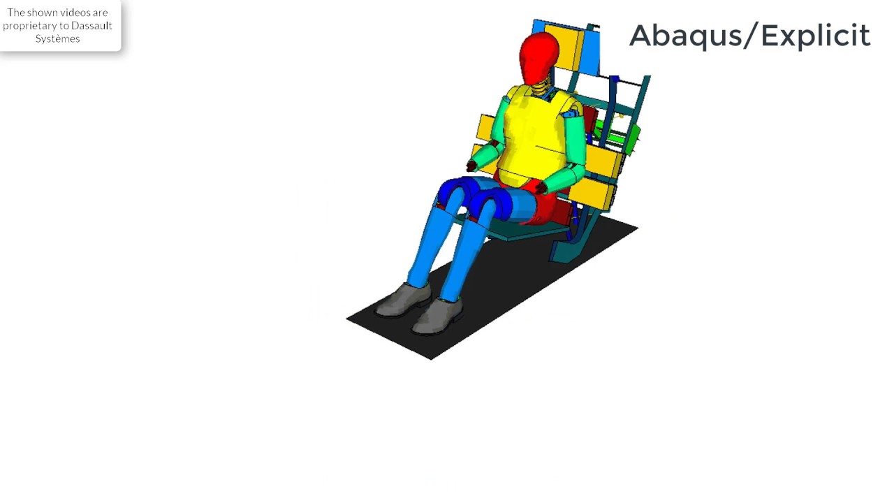 Abaqus SIMULIA | nonlinear Finite Element Analysis (FEA) software