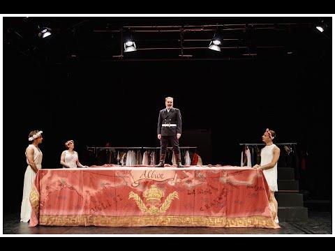 KÖNIG LEAR von William Shakespeare - NEUES GLOBE THEATER
