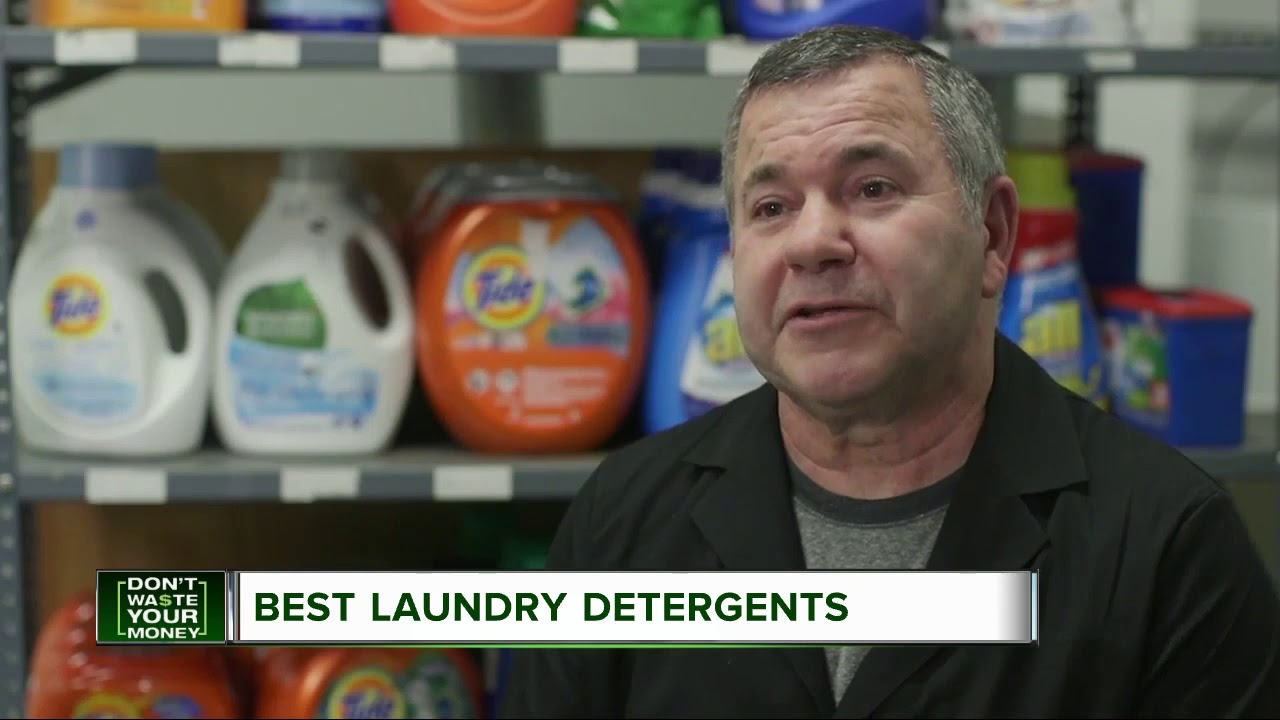 Download Don't Waste Your Money: Best laundry detergents