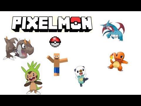 Minecraft pixelmon ep 2 charmander evolves 2 2 youtube - Pixelmon ep 1 charmander ...