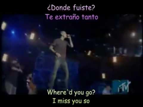 Fort Minor - Where'd You Go - (Feat Chester Bennington) - Subtitulado (Español - Ingles)