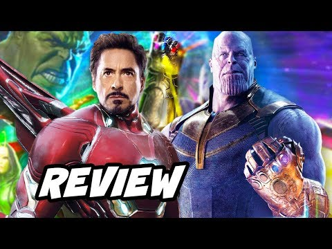 Avengers Infinity War Review NO SPOILERS