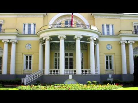 Spaso House: An Architectural Gem of Moscow