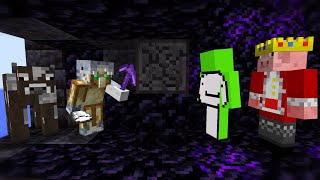 Foolish WAS BREAKING Into The Prison BUT Quackity STOPPED HIM! DREAM SMP