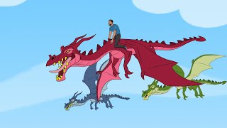 Stephen Curry Explains His Struggle to Find Real Dragons - Holey Moley