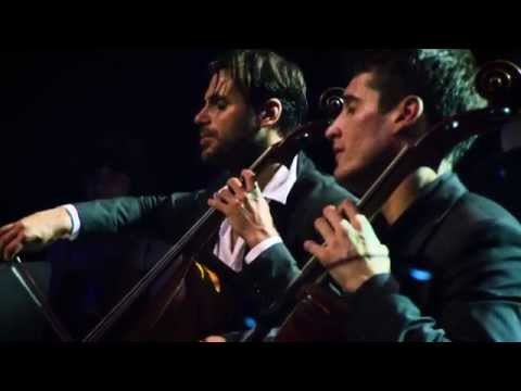 2CELLOS  Air on the G string J S Bach