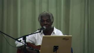 O Afrobarroco em Palestra Musical por Mateus Aleluia