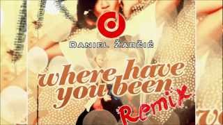 Rihanna - Where Have You Been (Daniel Frosch Remix)