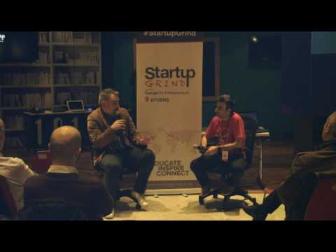 Startup Grind Athens Hosted Dimitris Melachroinos (Spitogatos)