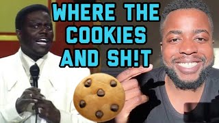 Bernie Mac - Milk and Cookies (REACTION) Don't TEST Me CHILD