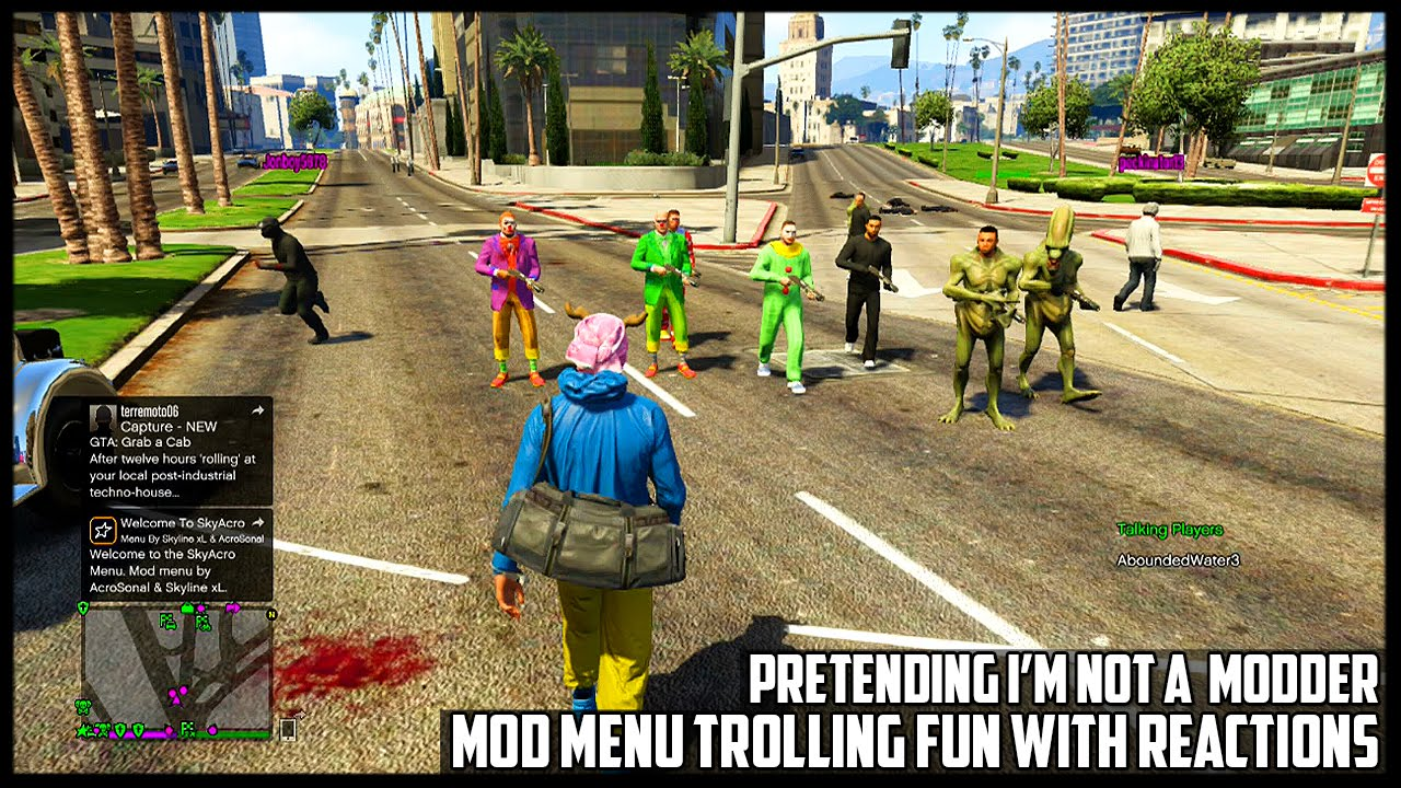 gta 5 how to remove mods to play online
