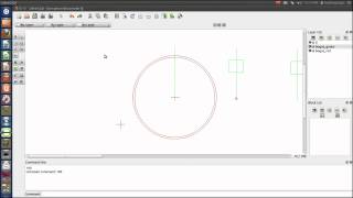 Designing A Clock Face With Librecad - Part 1