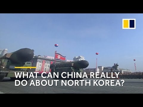 What is China's role in the North Korea nuclear saga?