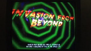 Invasion from Beyond on PS1