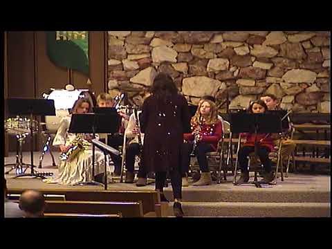 Sanborn Christian School Christmas Program 2019