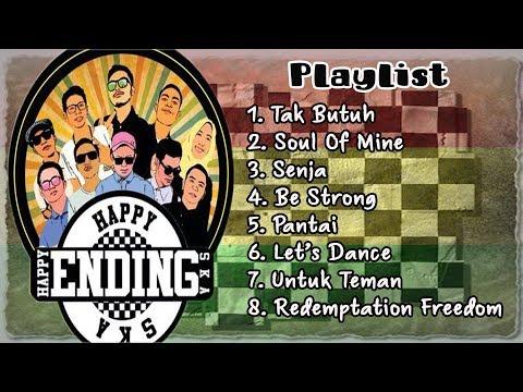 HAPPY ENDING SKA _ FULL ALBUM  | Musik Reggae Ska Indonesia