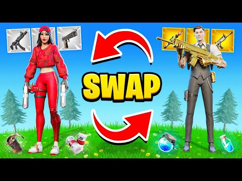 The *LOADOUT SWAP* Challenge in Fortnite!