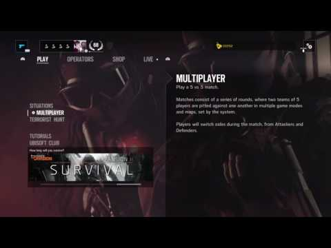 Tom Clancy's Rainbow Six Siege | VR