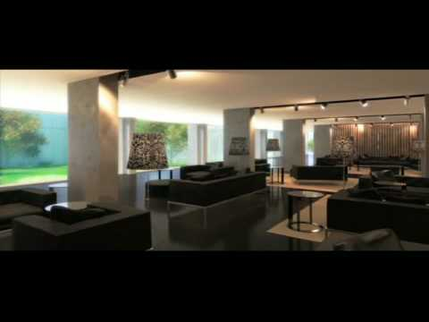 Tr ia design hotel portugal youtube for Design hotel algarve