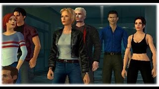 Buffy the Vampire Slayer Chaos Bleeds Walkthrough Gameplay