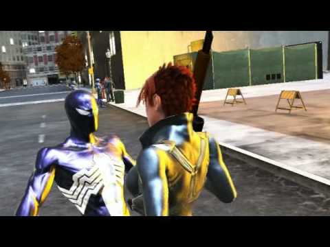 SpideR MaN Web oF ShadoWs Game Movie 4