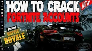 Fortnite Cracking Accounts Live! Account Giveaways! Selling Cheap Accounts And Combos!